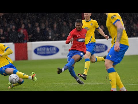 Dagenham & Red. Altrincham Goals And Highlights