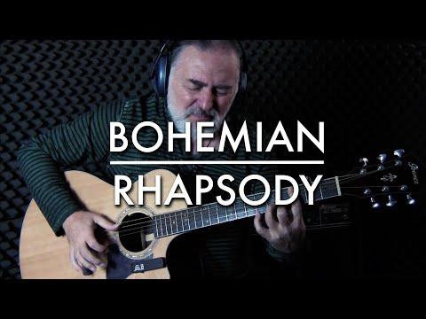 Bohemian Rhapsody | Fingerstyle Guitar