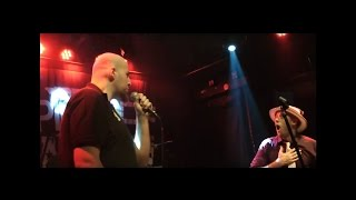 Dr.Seuss vs. William Shakespeare [LIVE] EPIC RAP BATTLES OF HISTORY Tour Vienna 2015