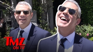 Andy Cohen Talks To Us About His New Show 'Love Connection' | TMZ TV