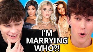 Who Will The Rowlands Marry?! VS w/ Hunter & Brandon Rowland