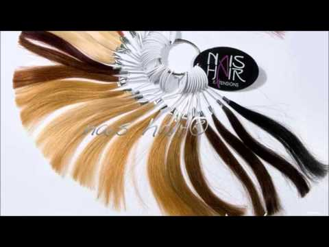 Color Chart Ring For Hair Extensions Hair Extensions Colour Ring