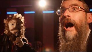 Avraham Fried Meets Buba Myses | אברהם פריד והבובות