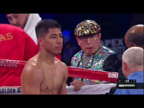 Jessie Vargas vs Sadam Ali:  Full Fight