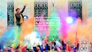 """Alessandra Amoroso """"vivere a colori"""" live INSTORE TOUR LECCE  19 Gennaio 2016"""