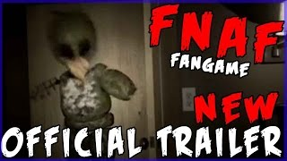 FNAF - THE JOY OF CREATION || *New* GAMEPLAY TRAILER! || FNAF 4 FANGAME