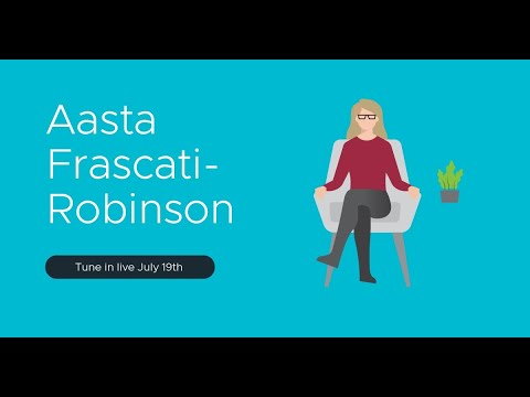 Tanzu TV - Between Chair and Keyboard - The one with Aasta Frascati-Robinson
