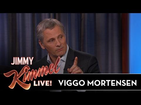 Viggo Mortensen on the Super Bowl & Casey Affleck
