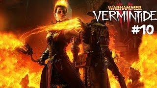 WARHAMMER VERMINTIDE 2 : #010 - Hexenmeister - Let's Play Warhammer Deutsch / German