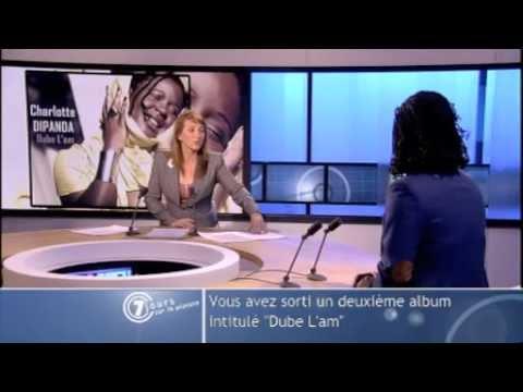 "Sortie du 2nd album ""Dube L'am"" de Charlotte Dipanda, chanteuse camerounaise"