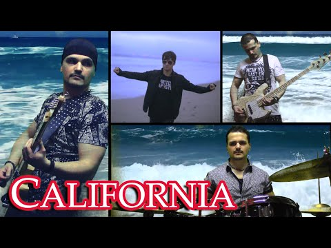 U2 - California (There Is No End To Love) Cover Collaboration With Xiren - Roberto Marra