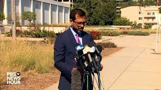 WATCH: Girlfriend of Las Vegas shooter releases statement through lawyer