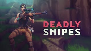 DEADLY SNIPES (Fortnite Battle Royale)