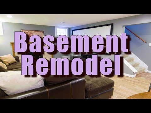 Andover Basement Remodel Company YouTube Magnificent Basement Remodel Company