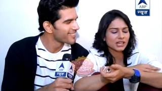 Romantic paper dance by Viraj and Nisha