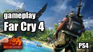 PS4 Gameplay Far Cry 4 // Playstation 4 [deutsch HD]