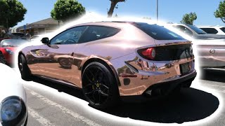 What It's Like To Daily Drive A Ferrari FF!
