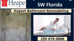 Bathroom Remodeling Fort Myers, Naples, Cape Coral, Bonita   Springs, FL | Call: 239-676-0888