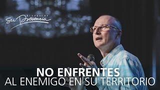 No enfrentes al enemigo en su territorio - Andrés Corson - 27 Mayo 2015