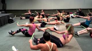 Pound Fitness Class At Evolution!