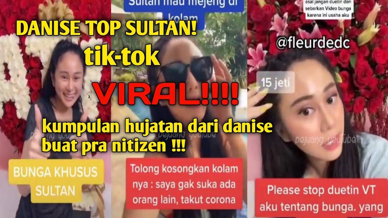 Memang Top Viral Orang Terkaya Di Dunia Indonesia Tik Tok Danise Chariest Yang Merendahkan Rakyat Bawahan Cara Hebat Di 2020 Rabab Minangkabau