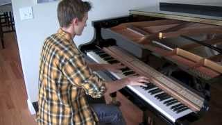 OneRepublic: Counting Stars (Elliott Spenner Piano Cover)