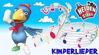 Kinderlieder - Der Kasimir Krähe Song - Die Helden der Stadt