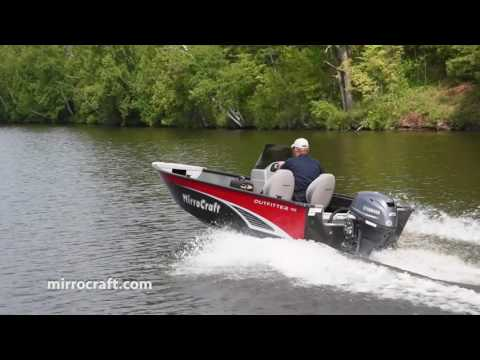 2017 Mirrocraft Boats Midwest Outdoors Commericial