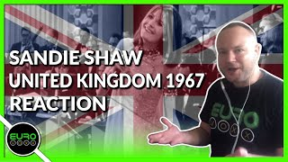 🇬🇧 UNITED KINGDOM EUROVISION 1967 REACTION: Sandie Shaw - Puppet On A String | ANDY REACTS!
