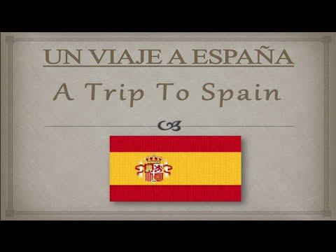 A Trip to Spain