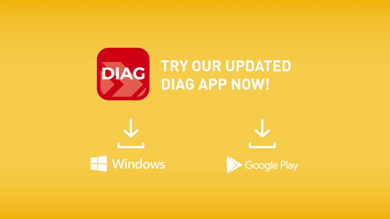 Haulotte Diag App - EN