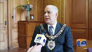 Geo News Special – Abid Latif Chohan Sworn in as Lord Mayor of Manchester