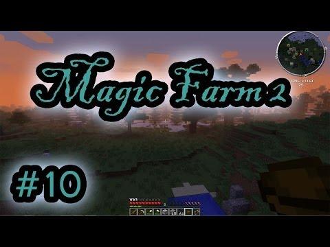 Minecraft - Magic Farm 2 - Pt 10 - The Windmill.