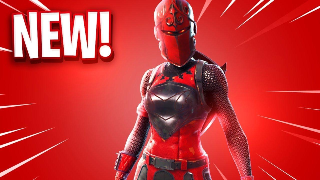 The fortnite red knight skin return youtube - Fortnite default skin wallpaper ...