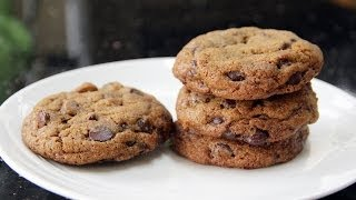 Ultimate Chocolate Chip Cookie - Subway Recreate - Recipe By Zatayayummy
