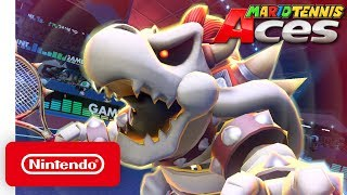 Mario Tennis Aces - Dry Bowser - Nintendo Switch