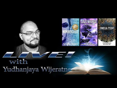Ep 3.17 - LIVE! with Yudhanjaya Wijeratne
