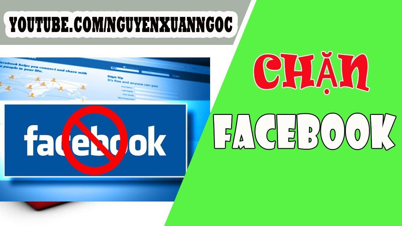 2 cách MỚI NHẤT để chặn facebook người khác vĩnh viễn - Cách dùng facebook