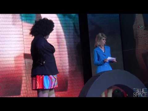 Blue Space Oficial - Valenttini Drag e Stefany Di Bourbon - 05/06/2014