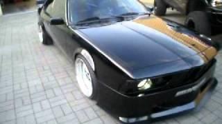 BMW E24 M6 RING RACER, CUSTOM, 3 PIECE MITO, 340BHP, 3.8L 24V (S38) DREAMWORKS-CAR-TUNING.NL
