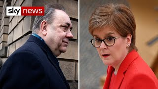 All eyes on Holyrood for Alex Salmond evidence