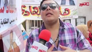 اتفرج | أشرف زكي يكتسح انتخابات نقابة المهن التمثيلية