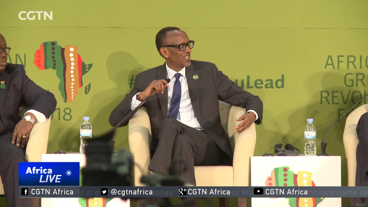 African leaders discuss need to ease cross-border trade, value addition