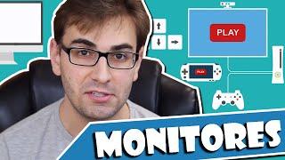 brksedu comenta sobre monitores para games