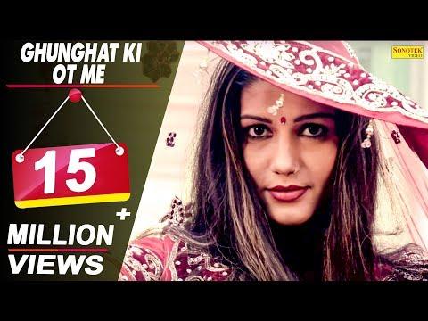 SAPNA CHAUDHARY - Ghunghat Ki Ot Me (OFFICIAL VIDEO) | RAJ MAWAR | NEW HARYANVI SONGS HARYANAVI 2019