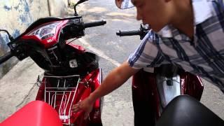 Tinhte.vn - So sánh nhanh Suzuki Impulse và Honda Airblade