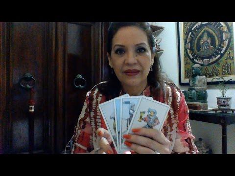 Video 46. Cartas de la corte de Copas.