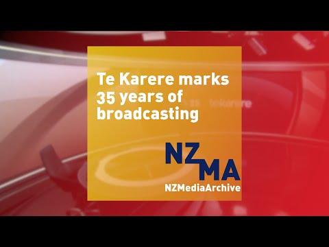 Te Karere turns 35