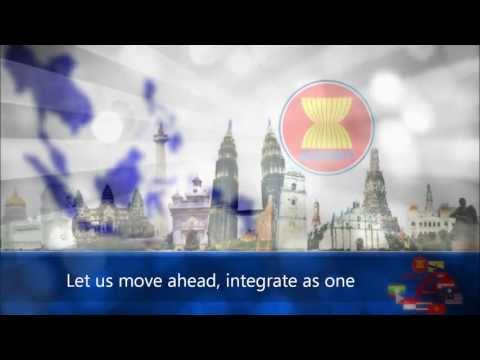 "ASEAN Song: ""Let Us Move Ahead"""