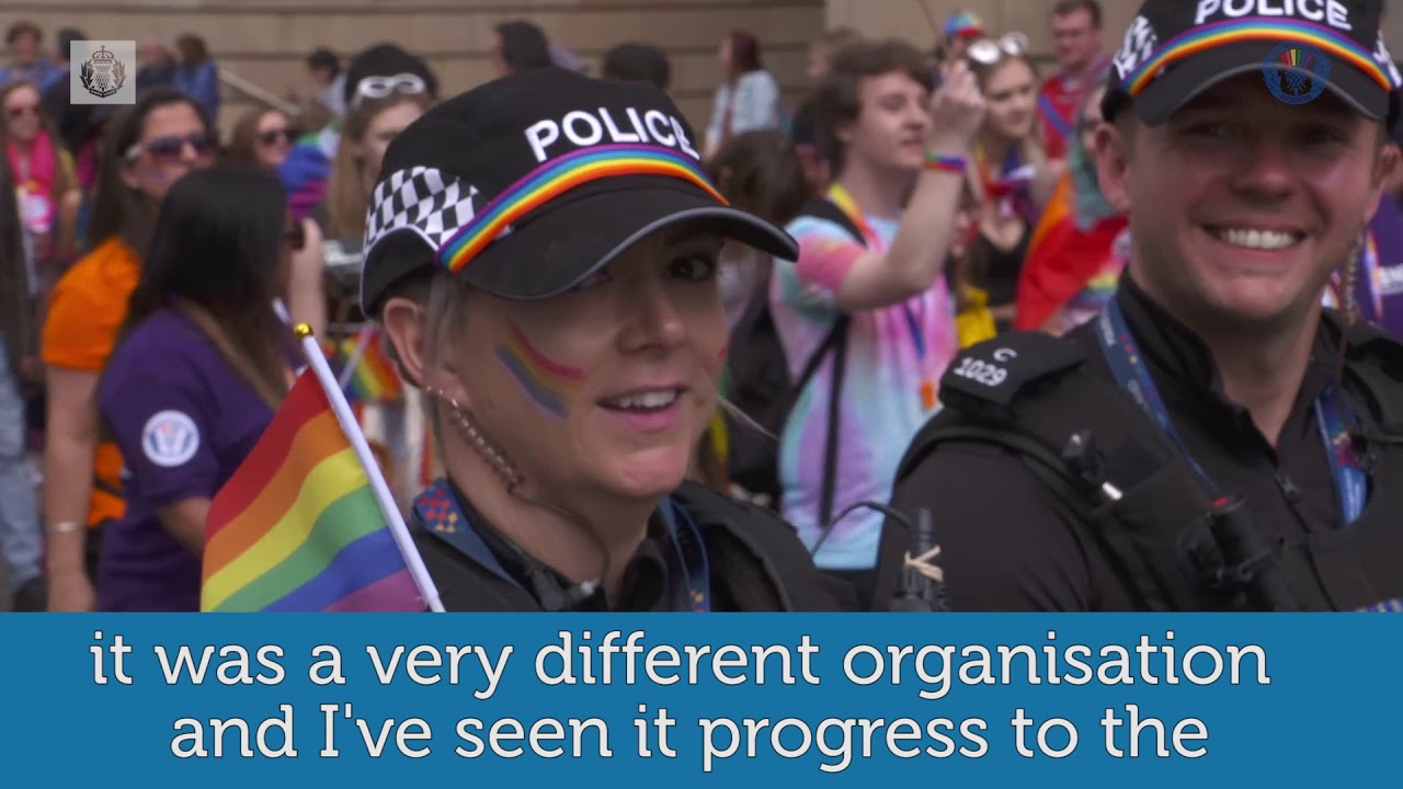 Police Scotland's First LGBTI Recruitment Day